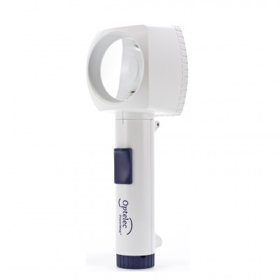 Optelec 6X/20D PowerMag+ Bright White LED Stand Magnifier