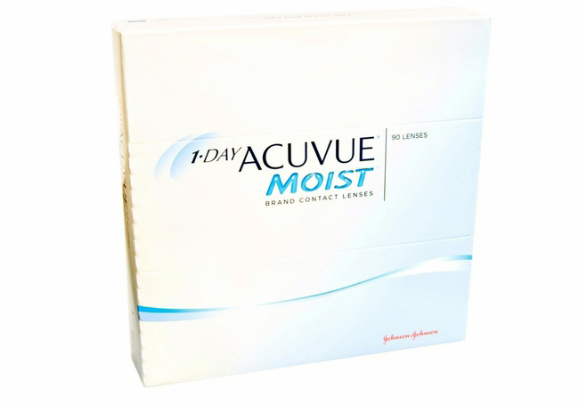 1-Day Acuvue Moist Multifocal  90 PK
