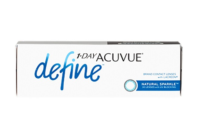 da2be53f23c 1 Day Acuvue Define 30 PK - Daily Disposables - Contact Lenses