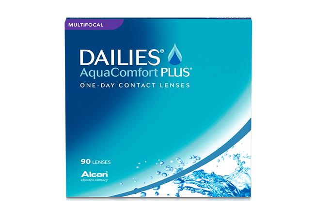 Dailies AquaComfort Plus Multifocal 90 Pk