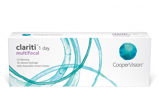 Clariti 1day Multifocal 30