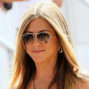 Jennifer Aniston - Ray Ban