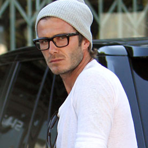 David Beckham -